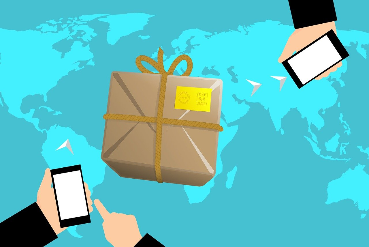 Ecommerce Fulfilment Singapore, shipping, globe